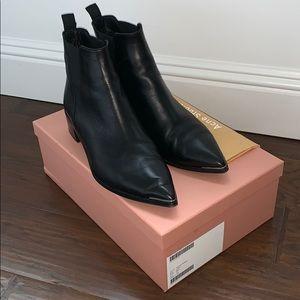 Acne Studios Jensen Leather Bootie